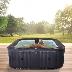 mspa jacuzzi inflable