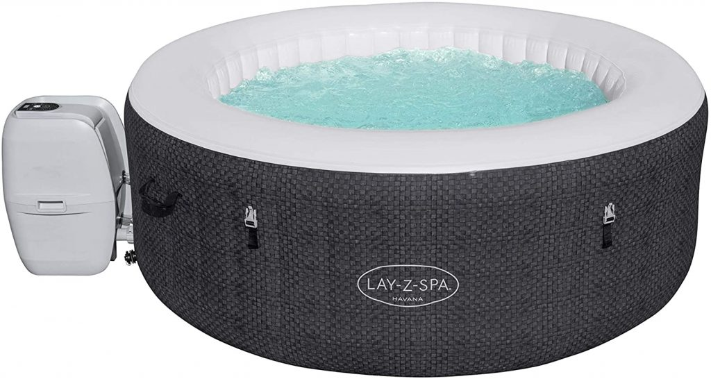 jacuzi inflable 2 personas